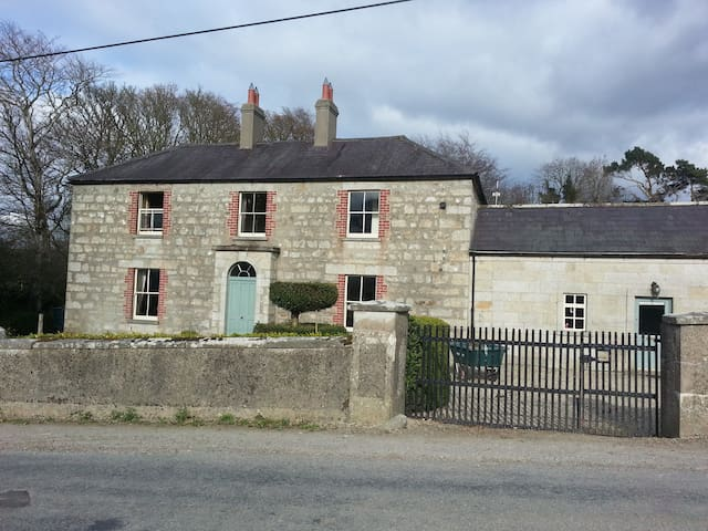 Period farm house  (40 mins from Dublin airport)