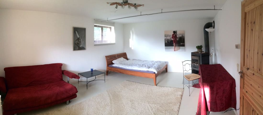 Room with separate entrance - Neckargemünd - Casa
