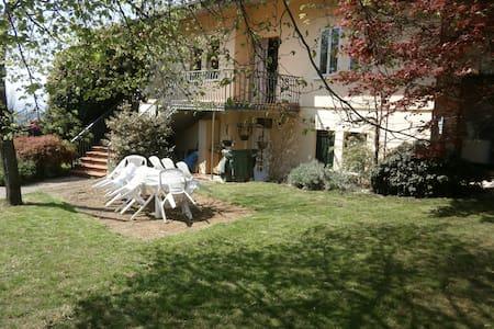 MONTELLO: Natural Park next Asolo - Montebelluna - Apartment