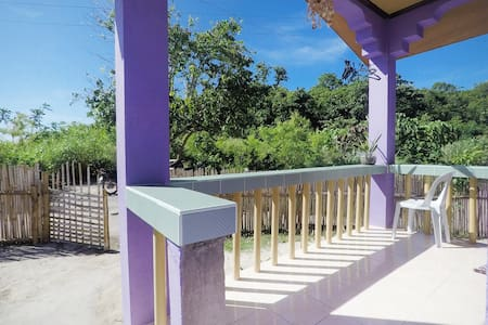 Met the House at the heart of Malapascua Island