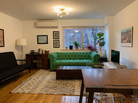 Clinton Hill Apartment with Large Private Balcony