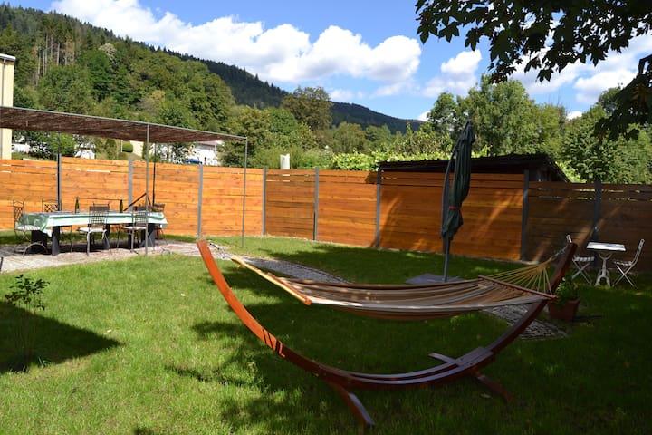 Vacances chez les Frémis, sportives ou au calme - Saint-Maurice-sur-Moselle - Hus