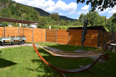 Vacances chez les Frémis, sportives ou au calme - Saint-Maurice-sur-Moselle - Talo