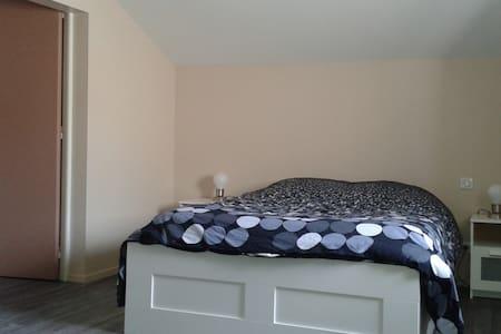 Jolie chambre sous les toits dans maison familiale - Marssac-sur-Tarn