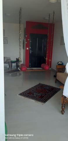 Fully furnished  2-bedroom flat near Kochi airport