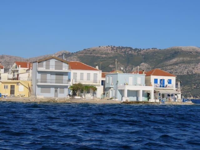 Maison proche de la mer