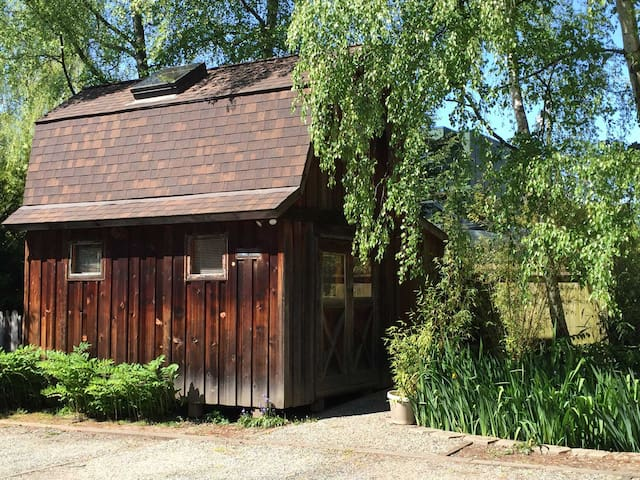 Barn 11 : Walk to Downtown Seattle - Seattle - Cabane