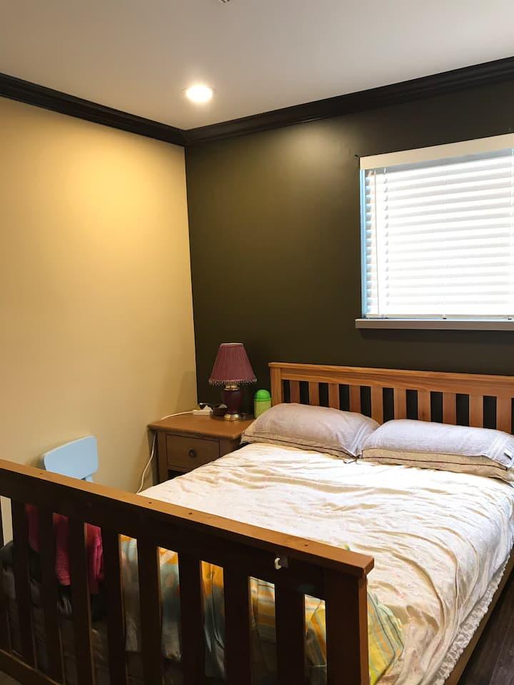 Cozy and Elegant Private Suite