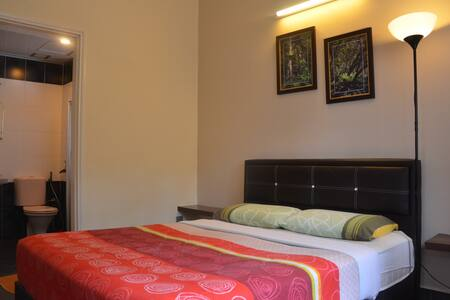 Gerard's Place - Double room + WC - Tanah Rata - Bed & Breakfast