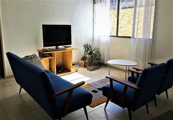 2 bedroom apartment, excellent location