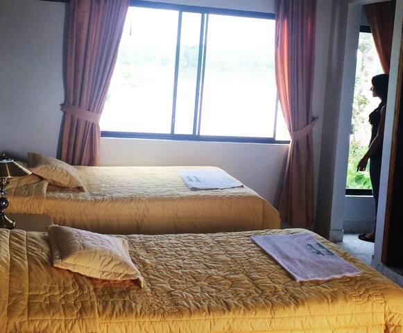 Hosteria Amazonas /Double bed
