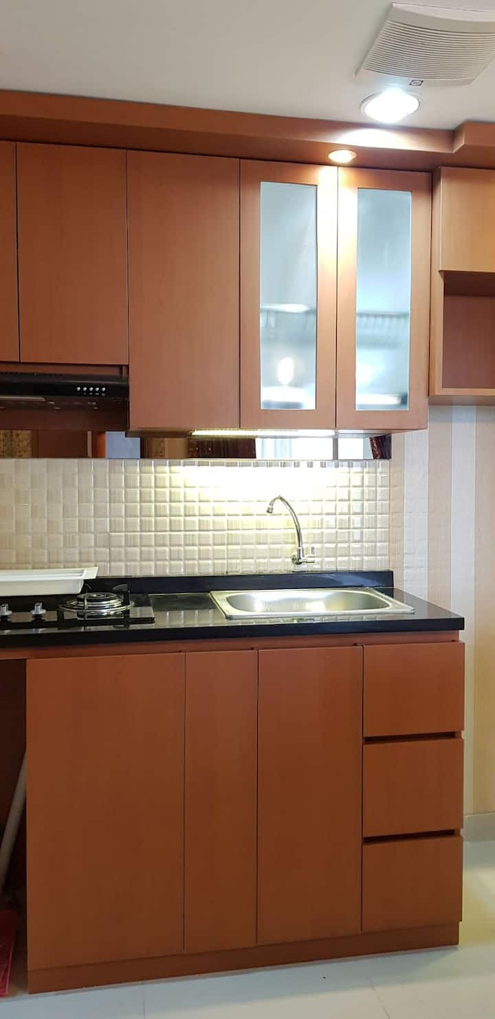 New luxury furnished in centre CIKARANG CITY