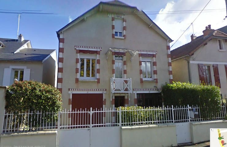 Nice double room in Bourges + sofa - Bourges - Casa