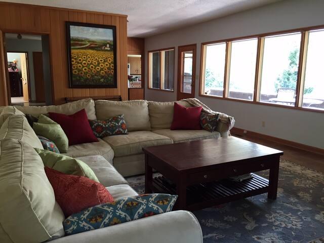 Sylvan Highlands Homestead Retreat - Portland - Dům