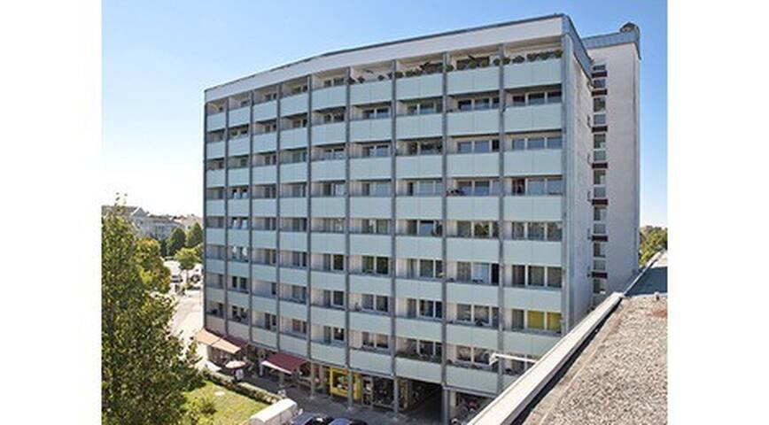 Schönes Apartment im Münchner Süden
