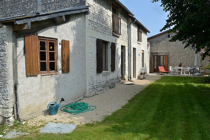 Lovely house near Loire Valley - Braslou - Ev