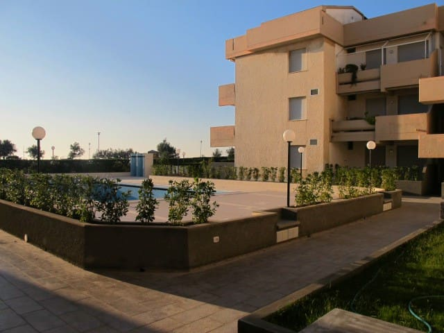 monolocale sul mare con piscina - Rosignano Solvay-Castiglioncello - Apartament