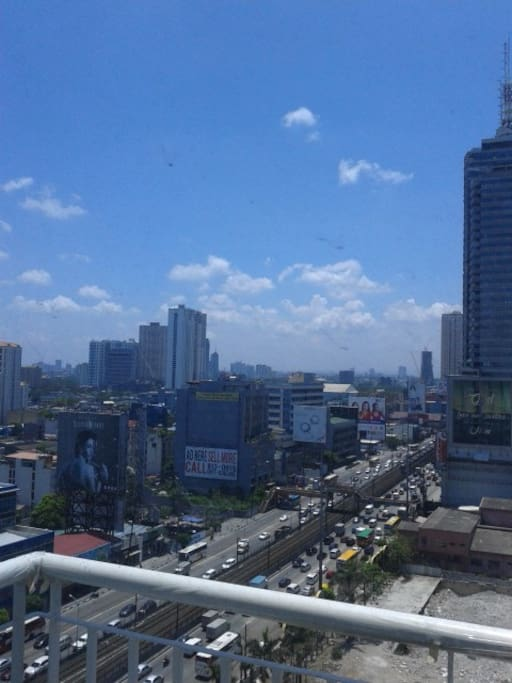 view facing ortigas