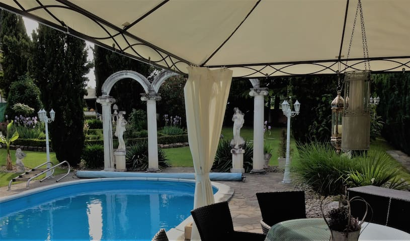 La-Suite Exclusive with Outdoorpool - Sinzheim - Rumah