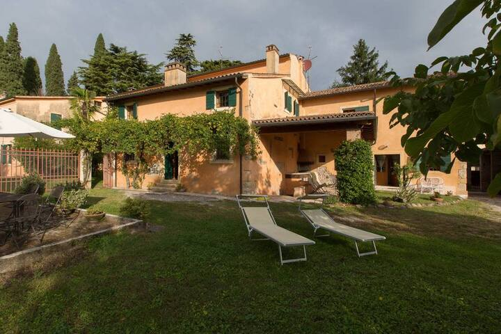 Staying in Valpolicella