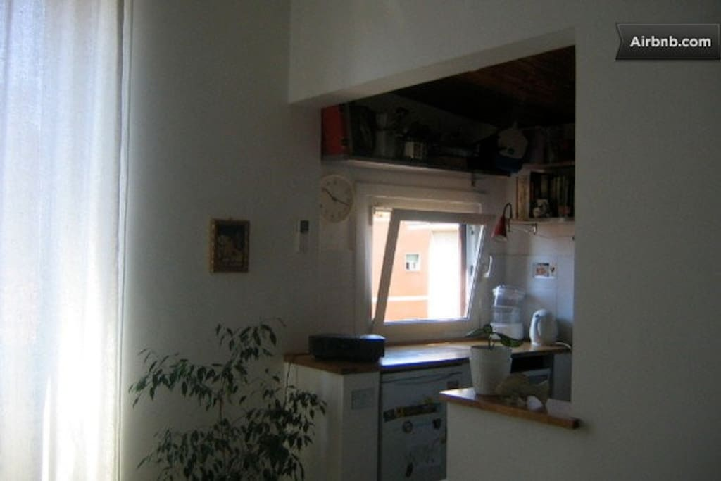 KITCHENETTE AND KETTLE
