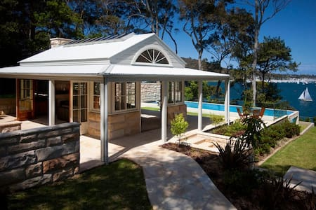 Bangalla - Pittwater waterfront paradise - Scotland Island - House