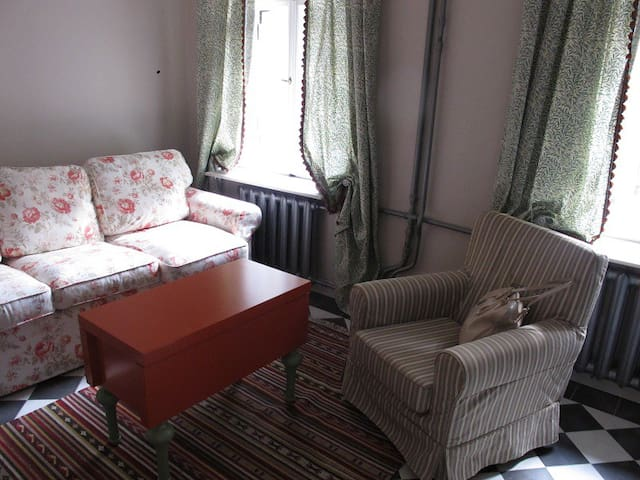 Bright and cozy flat in Old Town - Riika - Huoneisto