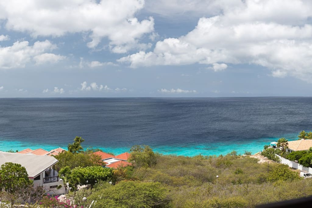Wonderful Caribbean sea, magnificent mountainside, calming breezes all at your doorstep from sunrise to sunset.