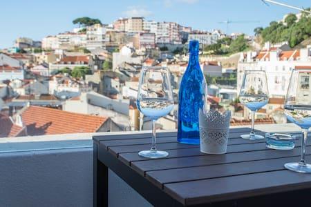 Best apartment, terrace, best view!
