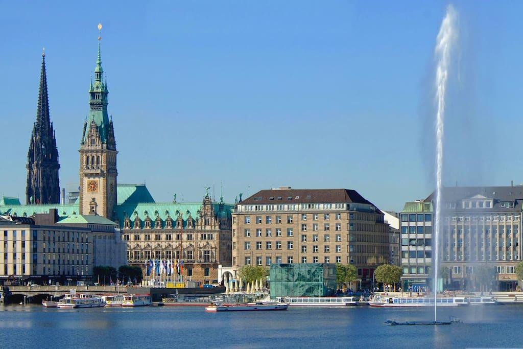 Hamburg - Das Tor zur Welt.