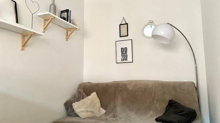 2 pièces lumineux /Cosy Apartment near Montmartre