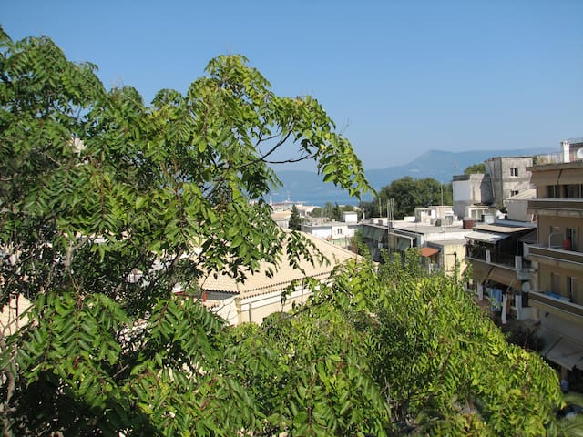 Apartment in center of Corfu town