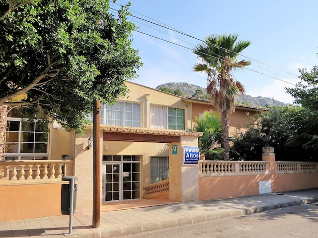 Holiday apartment in Cala San Vicente