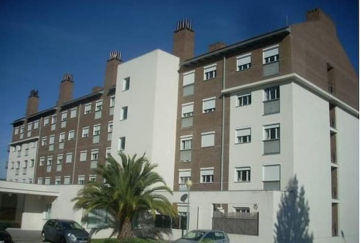 Estúdio em Condomínio Fechado na Covilhã - Covilhã - Apartment