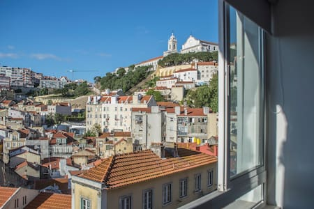 Amazing view and perfect location - Lisboa