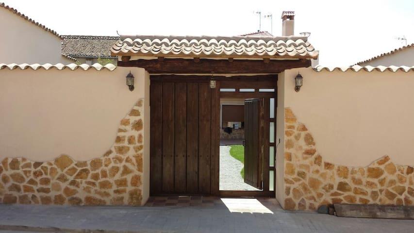 Casa Rural en la Campiña Segoviana - Nieva