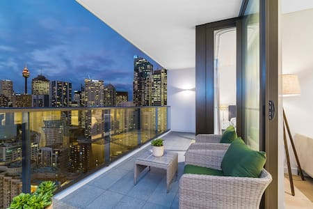 Sydney CBD Superb Darling Harbour & City Views