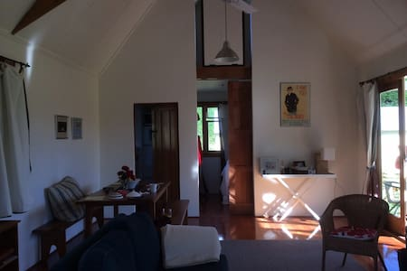 Renovated little church in Waitaki Valley