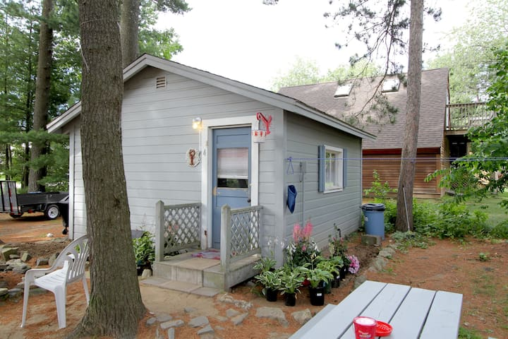 Le Lobster Shack Cottage for Sublet - Old Orchard Beach - Cabaña