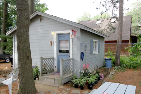 Le Lobster Shack Cottage for Sublet - Old Orchard Beach - Cabin