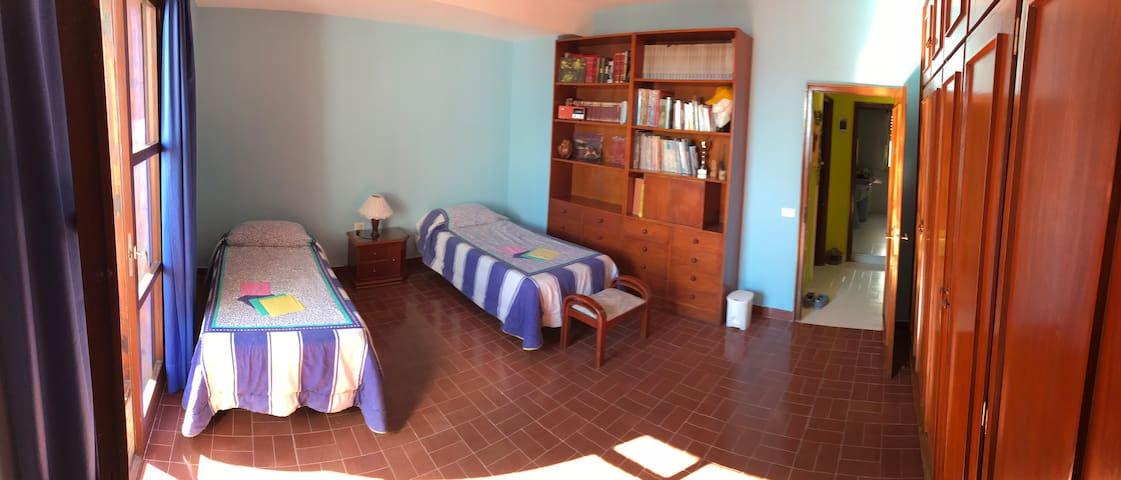 Cozy double room in the heart of Historic Center