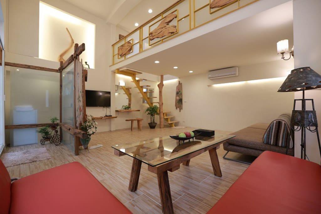 室內客廳空間