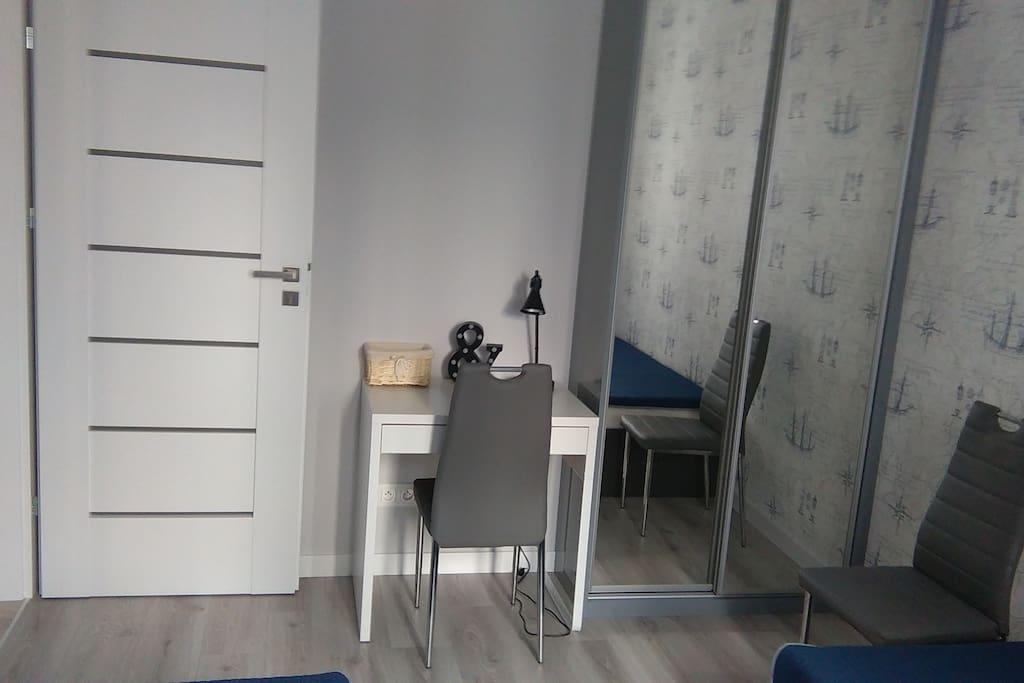 Sypialnia 1/Bedroom 1