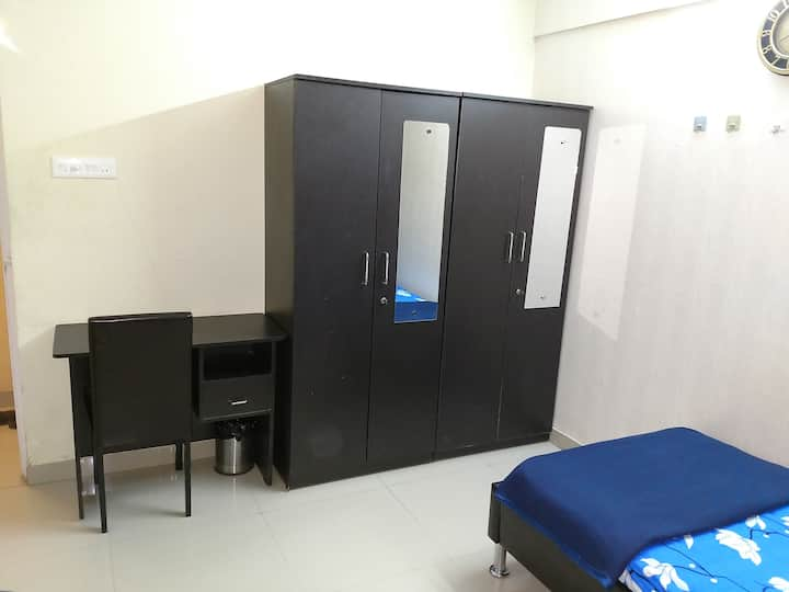 Brindavan apts, 4 AC bedrooms