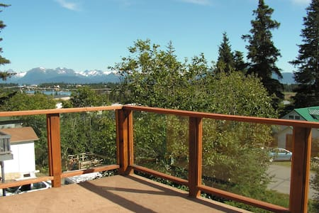 A Seafarers Sanctuary in the Heart of Homer