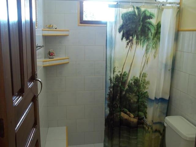 Baño privado de la habitación