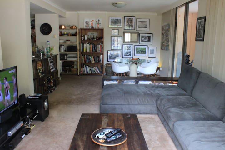 Private room in Sydney CBD - Pyrmont - Apartment