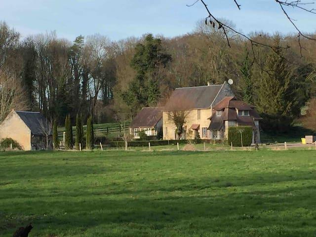 Le Vieux moulin idéal D-Day, plages, Caen & Bayeux