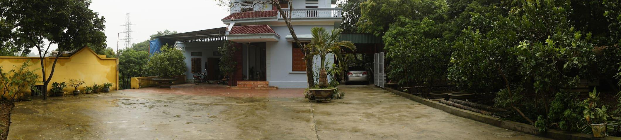 House in Countryside - Xuân Mai - Casa