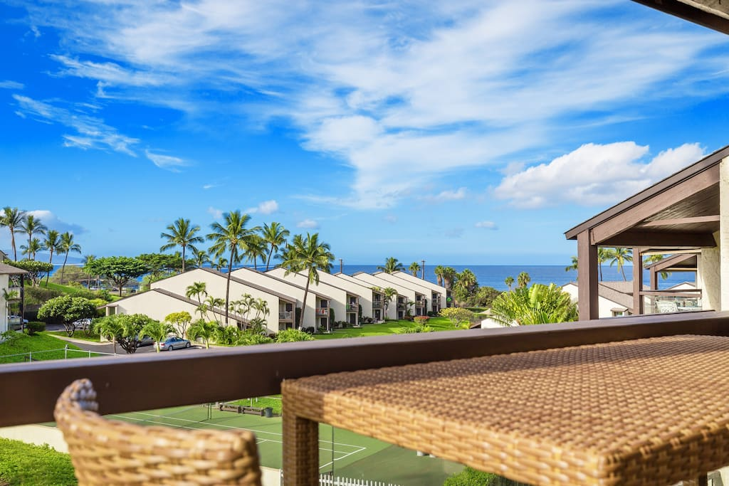 Ocean Views From Private Lanai